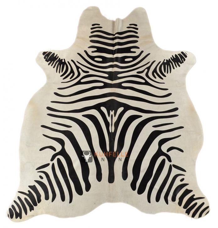 KUHFELL Zebra Print  210 x 160 cm