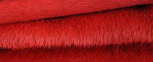 Kuhfell gefärbt