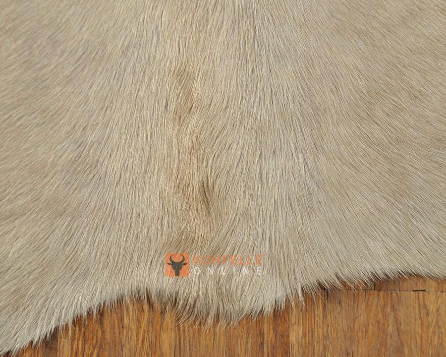 Kuhfell teppich grau hellbeige 210 x 160 cm - Kuhfell teppich grau ...