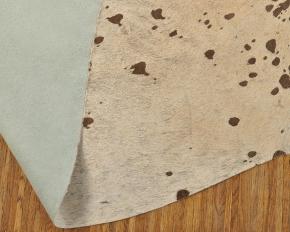 Kuhfell Kupfer Devore  215 x 200 cm